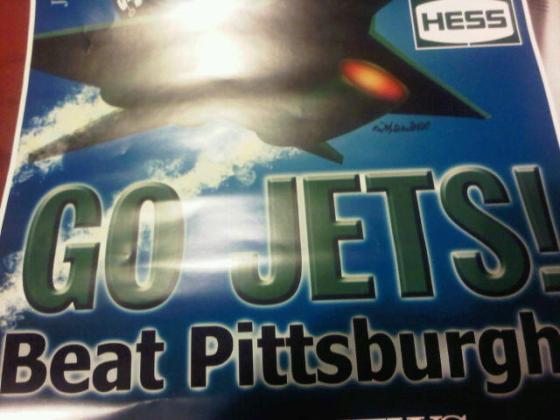 Jets Do It!